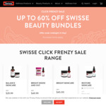Up to 60% off RRP Beauty Bundles + $7.95 Shipping/Free With $69 Order @ Swisse