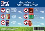 Coles Express: $5 off Gas Cylinder Exchange; Also Pringles, Cadbury, Magnum and Pie Offers