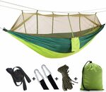 Apsung Portable Hammock $25.79 (40% off) Delivered @ Apsung-Au via Amazon AU