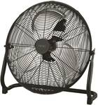 Fenici 45cm High Velocity Floor Fan Black - FFE45CGB - $35 + Delivery or C&C @ Big W (Selected Stores)