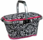 Insulated Market Basket or Picnic Tote $18.97 + Delivery (Free with Prime / $39 Spend) @ Amazon
