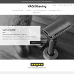 10-20% off Sitewide ($50 Minimum Spend) + Free Shipping ($45 Minimum Spend) @ Yaqi Shaving Australia