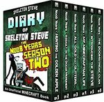 [Kindle] Free eBook Box Set: Minecraft Diary of Skeleton Steve The Noob Years - Full Season Two @ Amazon AU / US