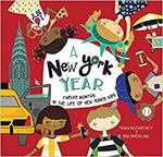 Twelve Months in The Life of New York's Kids Hardcover $5.03 (RRP $19.99) + Delivery ($0 with Prime / $39 Spend) @ Amazon AU