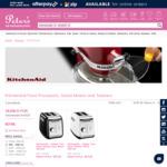 KitchenAid Classic Two Slice Toaster KMT221 $59 (RRP $219) + Postage @ Peter's of Kensington