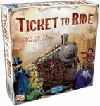 Ticket to Ride $46.76, Pandemic $40.50, Carcassonne $36.67 + Delivery (Free with Prime & $49 Spend) @ Amazon US via AU