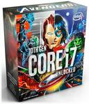 Intel Core i7 10700K, Avengers Limited Edition $429 + Delivery @ Scorptec