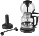 KitchenAid 5KCM0812 Siphon Coffee Brewer: Black/Glass - $65 Delivered @ Myer