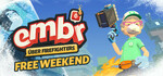 [PC] Steam - Free to play weekend - Embr (rated 'very positive' on Steam) - Steam