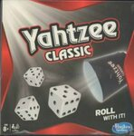 Yahtzee Classic, Monopoly and 11 Other Hasbro Board Games $1.00 Each (Were $9.99 Each) @ QBD Books