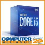 [eBayPlus] Intel i5-10400F $206.10, i5-10600K $323.10, i7-10700KF $431.10; MSI Z490-A PRO $242.10 Del'd @ ComputerAlliance eBay