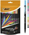[Prime] BIC Intensity Fineliner Pack of 20 $11.91 ($10.42 S&S, Was $29.79) @ Amazon AU