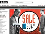 ASOS: up to 50% OFF Sales