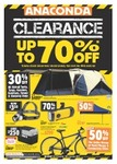 Anaconda Clearance - Up To 70% Off!