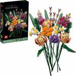 LEGO Creator Expert Flower Bouquet 10280 Building Kit $74.81 Delivered @ Amazon AU
