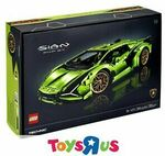 [Afterpay] LEGO 42115 Technic Lamborghini Sián $423.20 Delivered (C&C) @ Toys R Us eBay