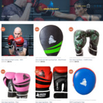 15% off Boxing & MMA Gear + $9.95 Delivery (Free with $99 Spend) @ Iron Heart Sports