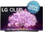 "LG C1 55"" OLED 4K Ultra HD Smart TV (2021) $3,170 + Delivery @ Videopro"