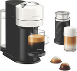 Nespresso Vertuo Next Bundle $279 + up to $100 Cashback with Coffee Subscription @ The Good Guys