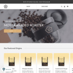20% off Coffee Beans + Free Delivery on Orders above $50 @ Danes Specialty Coffee