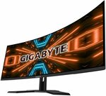 """Gigabyte G34WQC 34"""" 144Hz QHD 1ms Ultra-Wide Curved Monitor $555 Delivered @ Harris Technology via Amazon AU"""