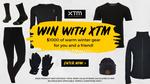 Win $1,000 Worth of XTM Winter Gear from Wild Earth