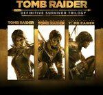 [PS4] Tomb Raider: Def. Survivor Trilogy $27.98/DARK SOULS: REMAST. $13.73/Heavy Rain+Beyond:Two Souls Coll. $16.48 - PS Store