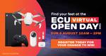 Win an Xbox Series X, DJI Mavic Mini or Insta360 GO 2 from Edith Cowan University