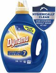 Dynamo Professional Liquid Laundry Detergent, 3.6 Litres $17 ($15.30 S&S) + Delivery ($0 with Prime/ $39 Spend) @ Amazon AU