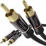 KabelDirekt 1.5m RCA Cable $16.27 + Shipping ($0 with Prime & $49 Spend) @ Amazon UK via AU