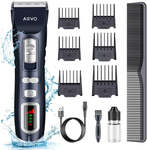 AEVO Cordless Rechargeable Hair Clipper Waterproof Hair Trimmer $15.47 (Reg. $51.56) & Free Delivery @ ESR Gear