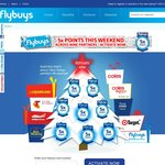 Flybuys - 5x Points Friday to Sunday 23/11/12 to 25/11/12