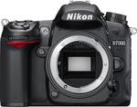 Nikon D7000 Digital SLR Camera Body - $745 Including Shipping (Local 1 Year Warranty)