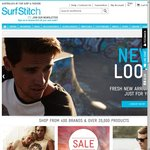 14% off Order at Surfstich (No Minimum Spend) - Free Express Delivery