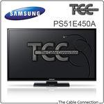 "Samsung PS51E450 51"" Plasma TV - $499 Pickup QLD & VIC"