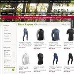 Kathmandu Mens/Ladies Base Layer Tops, Pants $9.95ea (RRP $39.98) +Shipping $10