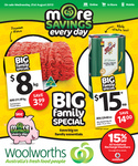 Moro Olive Oil in Woolworths 50% off 4 Litre Only $15 (QLD, NSW & ACT)