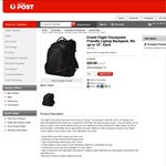 Everki Flight Laptop Backpack $25 (+ $6.95 Shipping)