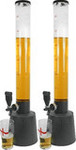 Beer Tube 3L Double Pack $99.95 Free Freight to AUS