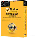 Norton 360 Multi Device (5 Devices) $64 ($44 off) @ Big W