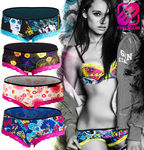 Freegun Ladies & Men Boxer Jocks Surprise Pack (Set of 2) Assorted Designs $15 Free Shipping