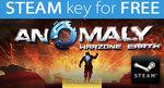 FREE Steam Key & Install Files: Anomoly Warzone Earth