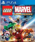 Lego Marvel Super Heroes - PS4 [Digital Code] $8 US Amazon & US PSN