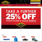 25% off Storewide and Online - Mountain Designs Outlet
