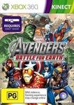 Marvel Avengers Battle for Earth Kinect Xbox 360 $18 + Free P&H [AU/Ltd stock] @ SellingOutSoon