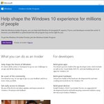 Free Windows 10 (Preview Builds), Even without Win 7 or Win 8