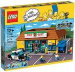 LEGO 71016 Simpsons The Kwik-E-Mart $263.99 (20% off) Delivered @ Shopforme