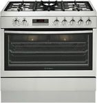 Westinghouse 90cm Dual Fuel Upright Cooker Stove 125 Litres WFE914SA $1,557.14 @ The Good Guys