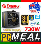 eBay Tech Bargains -- Enermax Revolution 730w Modular PSU $129.95 and More
