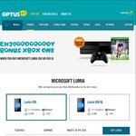 Optus+Microsoft Lumia 950 and 950XL: First 300 Pre-Orders Get a Free Xbox One/FIFA Bundle